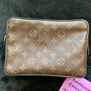 Louis Vuitton custom pouch sling or belt bag